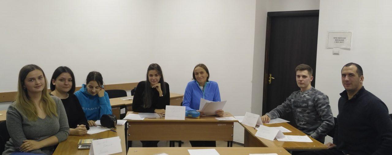 Проведено викладання дисципліни модуля у другому семестрі 2019-2020 навчального року